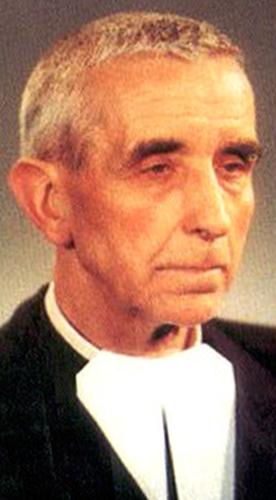 Venerable Leonardo Lanzuela-Martínez