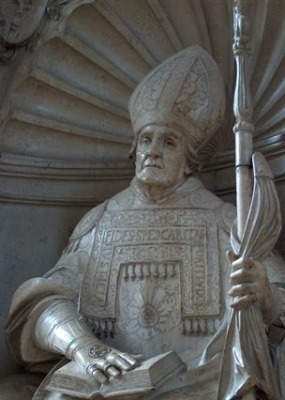 Saint Willibald of Eichstaett