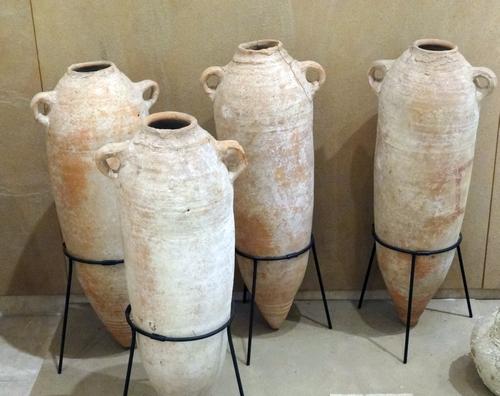 Israeli amphorae