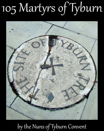 cover of the ebook of The One Hundred and Five Martyrs of Tyburn
