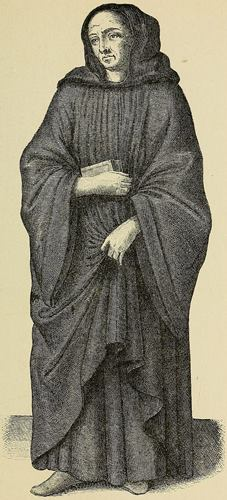 Benedictine Monk of the Cluniac Congregation