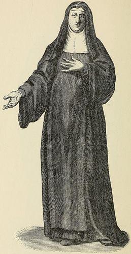 Benedictine Nun