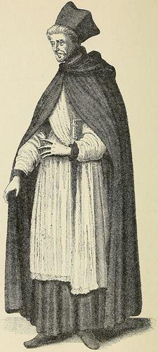 Canon Regular of Saint Augustine