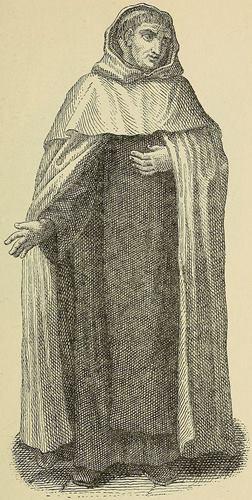 Carmelite Friar