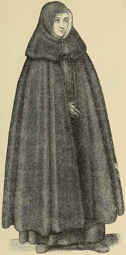 Gilbertine Nun