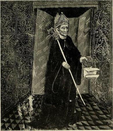 John Stoke, Abbot of Saint Alban's