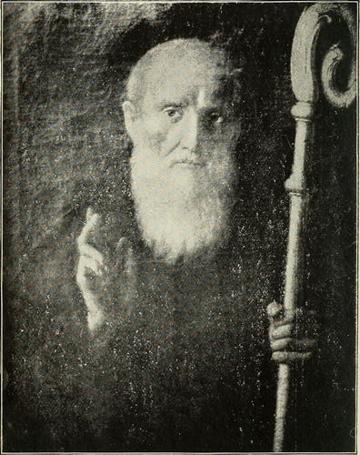 Saint Benedict, Patriarch of Western Monks