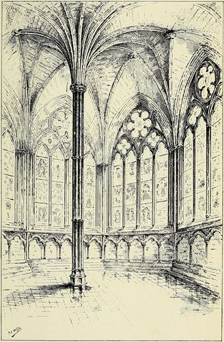 The Chapter House, Westminster