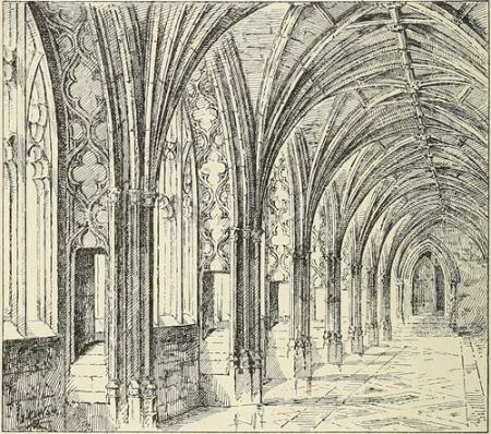 The Cloisters, Worcester