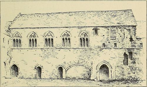 The Refectory, Cleve Abbey