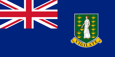 flag of the Virgin Islands