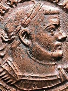 Emperor Maximian Herculeus