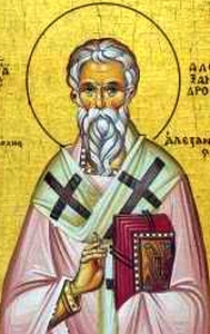 sveti Aleksander - škof