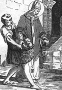 sveti Evherij - škof