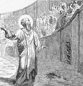 sveti Polikarp - škof in mučenec