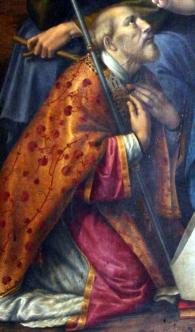 sveti Sirius - škof