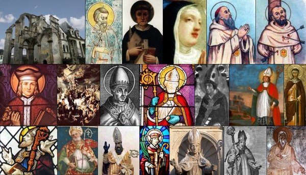 some of the saints of 1 March