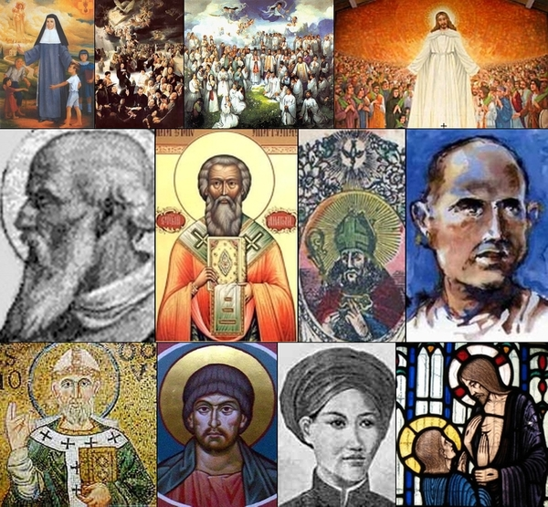 some of the saints and beati celebrated on 3 July