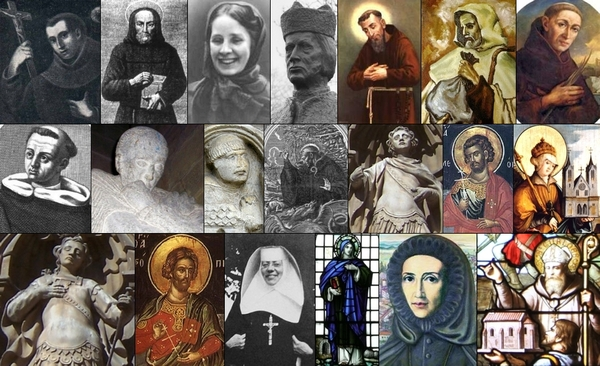 some of the saints of 3 March