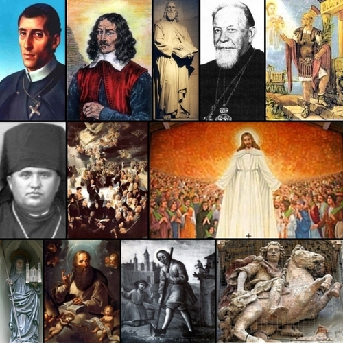 some of the saints and beati commemorated on 30 June
