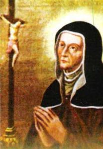 sveta Antonija iz Firenc - redovnica
