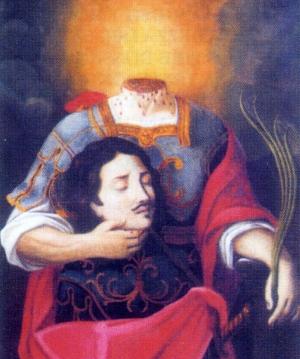 sveti Domnin - vojak in mučenec