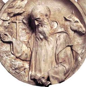 blaženi Viljem Fenolski - puščavnik in redovnik