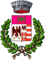 coat of arms for Acciano, Italy
