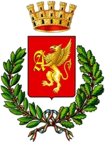 coat of arms for Agnone, Italy