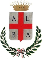 coat of arms for Alba, Italy