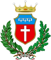 coat of arms for Amatrice, Italy