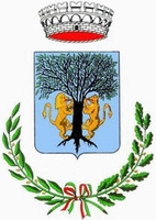 coat of arms for Amorosi, Italy