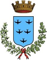 coat of arms for Aprilia, Italy
