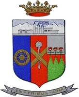 coat of arms for Apuania, Italy
