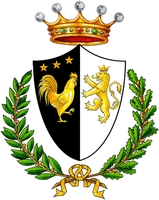 coat of arms for Aquino, Italy