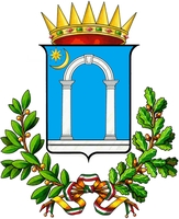coat of arms for Arcola, Italy