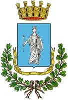 coat of arms for Ariccia, Italy