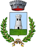 coat of arms for Arnara, Italy