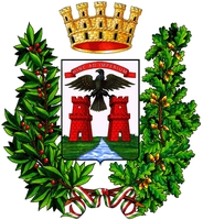 coat of arms for Arpino, Italy