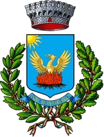 coat of arms for Arsoli, Italy