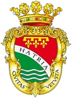 coat of arms for Atri, Italy