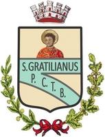 coat of arms for Bassano Romano, Italy