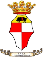 coat of arms for Benevento, Italy