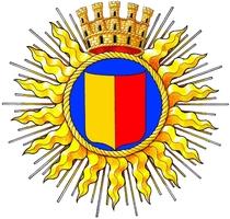 coat of arms for Bergamo, Italy