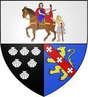 coat of arms for Belare, Belgium