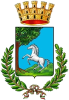 coat of arms for Bisignano, Italy
