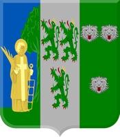 coat of arms for Bocholt, Belgium