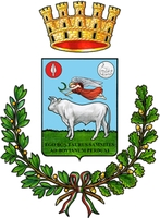 coat of arms for Bojano, Italy
