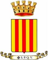 coat of arms for Bolsena, Italy