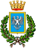 coat of arms for Bondeno, Italy